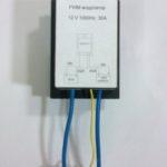 """PWM модулатор за """"суха"""" водородна клетка"""